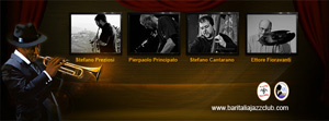 Stefano Preziosi Quartet sotto ai riflettori del Bar Italia Jazz Club