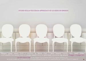 Studio sulla vecchiaia appoggiati su le sedie di Ionesco, lo spettacolo teatrale in scena a la Casa delle Culture di Roma