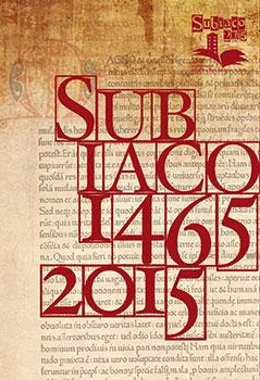 Subiaco 1465 – 2015, la mostra in corso a la Rocca di Subiaco