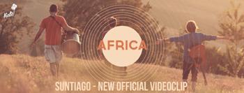 Suntiago: Africa, nuovo videoclip per i vincitori di Arezzo Wave Ius Soli 2014