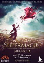 Supermagic, a Roma torna la magia con lo spettacolo Meraviglia