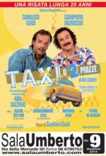 Taxi a due piazze la commedia di Ray Cooney in scena al Teatro Sala Umberto di Roma