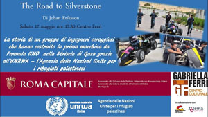 The Road To Silverstone, il documentario proiettato in occasione del finissage della mostra il lungo viaggio