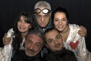 Un amore da incubo, lo spettacolo con un doppio cast in scena al Teatro dei Conciatori