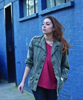 Valentina Parisse, è online il video del brano Sarà bellissimo