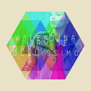 Valentina Parisse ospite a Domenica In presenta in anteprima Sarà Bellissimo il suo primo brano in lingua italiana