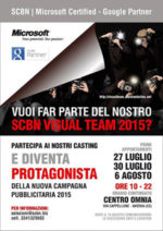 Visual Team 2015, al via il casting