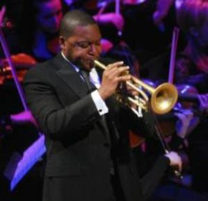 Wynton Marsalis and the Jazz At Lincoln Center Orchestra sul palco di Atina Jazz