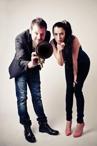 We Love You il tour di Nina Zilli e Fabrizio Bosso approda a Roma a Villa Ada