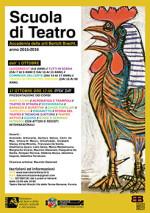 Scuola di Teatro, Open Day , appuntamento al Teatro Bertolt Brecht