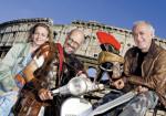 Paolo Triestino e Nicola Pistoia in Ben Hur al Teatro Ghione di Roma