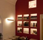 Libri e degustazione di te, al Bras Cafè del Museo di Roma