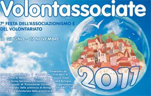 Al via la settima edizione della festa dell'associazionismo e del volontariato della provincia di Bologna