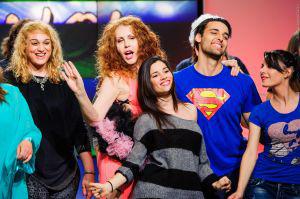 Ricominciamo da Noi nella domenica sera di LazioTV. L'attrice Chiara Pavoni nel cast del programma con tutta la sua professionalità e simpatia conquisterà il pubblico