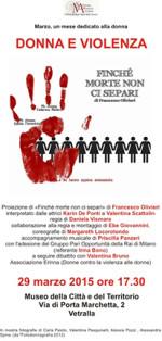 Donna e violenza, proiezione e dibattito al Museo della Città e del Territorio di Vetralla