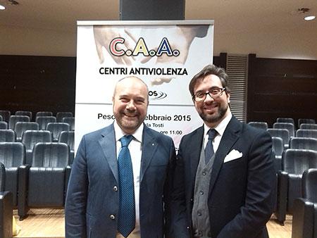 A Roma apre il Centro Antiviolenza ANDDOS