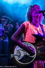 Tolfa Jazz omaggia New Orleans con un Mardi Gras al Lian Club: sul palco Francesca De Fazi & The Gipsy Blues Band