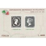 La storia di due innamorati e la nascita del francobollo