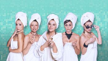 Il bagno, lo spettacolo in calendario al Sala Umberto di Roma