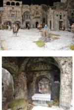 A Greccio, per la prima volta la storia francescana del primo presepe di Greccio si unisce a quella di Betlemme
