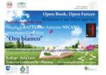 Oro Bianco, il libro di Nicola Gratteri e Antonio Nicaso. La presentazione a Matera