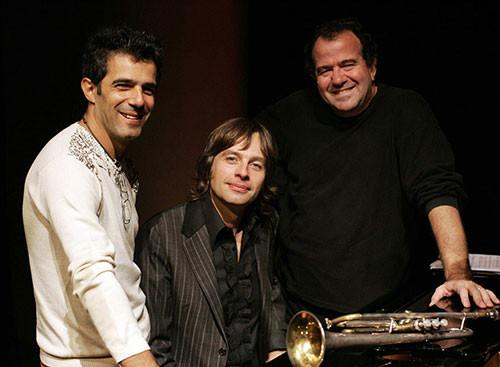 Paolo Fresu, Richard Galliano e Jan Lundgren a Firenze con Mare Nostrum