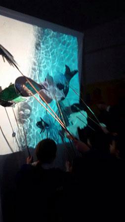 Giufà e il mare, il prossimo appuntamento con il progetto Luci e ombre del Teatro Bertolt Brecht