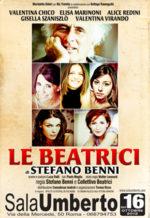 Le Beatrici, lo spettacolo in calendario al Teatro Sala Umberto di Roma