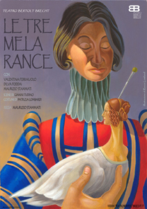 Il tour della carovana del Bertolt Brecht di Formia prosegue con lo spettacolo Le Tre Melarance