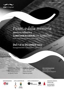 Funes o della memoria, la collettiva promossa da Librimmaginari