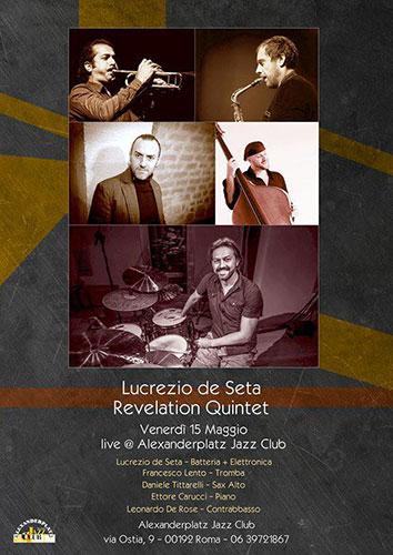 Lds Revelation Quintet, per la prima volta in concerto nel tempio del jazz