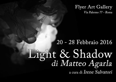 Light & Shadow, la mostra fotografica di Matteo Agarla