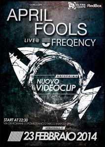 Gli April Fools tornano con un live-set al Freqency di Pomigliano d'Arco