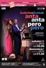 I Disguido al Teatro Vittoria di Roma con Anta anta pero pero
