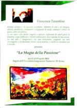 La magia della passione, l'arte di Francesca Tarantino