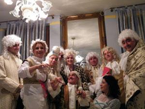 Il malato immaginario, lo spettacolo in calendario al Teatro Remigio Paone
