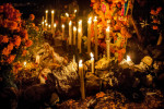 Noche de Muertos, la mostra fotografica di Fabio Amicucci allestita negli spazi della Biblioteca Enzo Tortora di Roma
