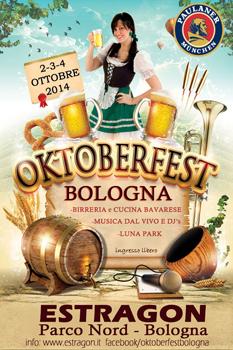Oktoberfest Bologna, per la prima volta all'Estragon con una tre giorni all'insegna del folklore, della birra e della gastronomia