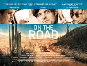 Si parla di Beat! Sullo schermo il film On The Road. Appuntamento al BOtanique di Bologna
