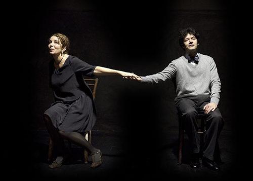 Pasquarosa, lo spettacolo dell'Officina E.S.T. con Gloria Sapio e Maurizio Repetto in scena al Teatro Bertolt Brecht di Formia
