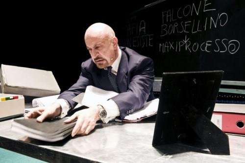 Per non morire di mafia, il monologo in scena al Teatro Ghione di Roma