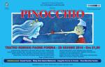 Pinocchio, in scena la compagnia Sulle Nuvole al Teatro Remigio Paone di Formia