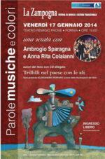 Trillillì nel paese con le ali, la presentazione del libro di Ambrogio Sparagna e Annarita Colaianni al Teatro Remigio Paone