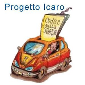 Il progetto Icaro per la sicurezza stradale, dalla scuola dell'infanzia all'università