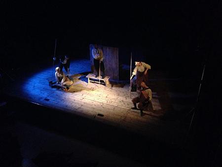 I Promessi Sposi in scena al Teatro Remigio Paone di Formia