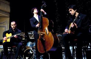 Radical Gipsy in concerto a Roma