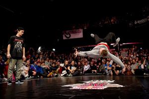 Western European Finals del Red Bull Bc One, la competizione mondiale di breakdance al Teatro Bellini di Napoli