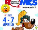 Romics, il festival del fumetto raddoppia. Al via l'edizione primaverile alla Nuova Fiera di Roma