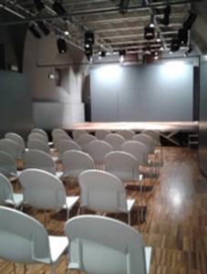 A Roma apre un nuovo spazio per la cultura, le Scuderie della Casa dei Teatri