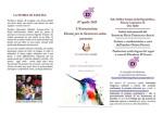 Il volo del colibrì, il libro di Paulina Alexandra Obando Acosta. La presentazione alla Sala Isma del Senato